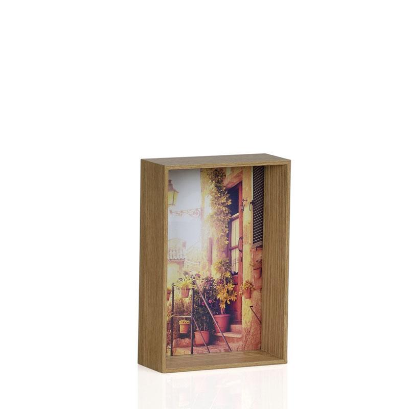 Marco de madera de roble 10x15 - orden en casa
