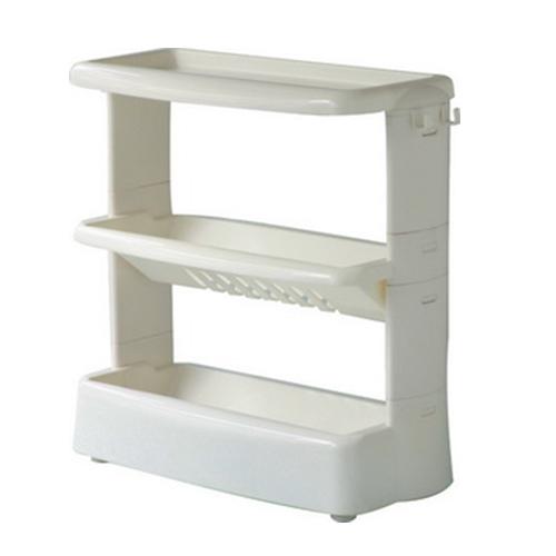 Organizador de 3 alturas para el ba o orden en casa - Organizador cajones bano ...