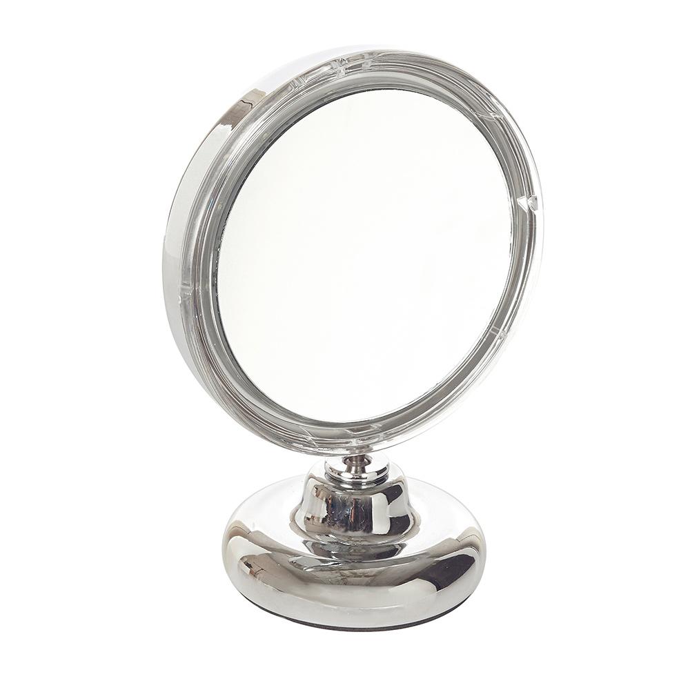 Espejo de viaje con led y aumento x5 orden en casa - Espejo de viaje ...