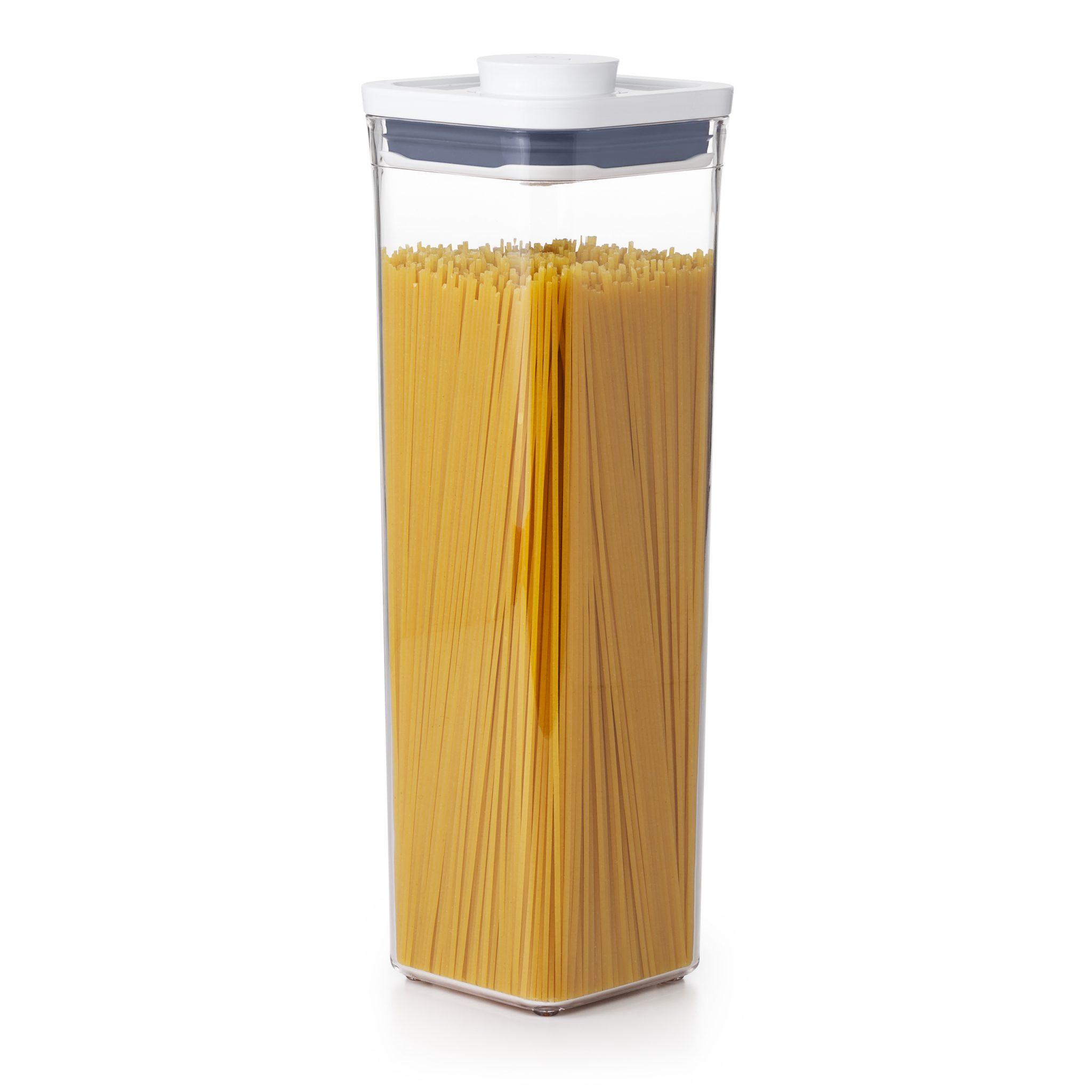 Oxo Good Grips Contenedor Pop 2,1 l para Espaguetis
